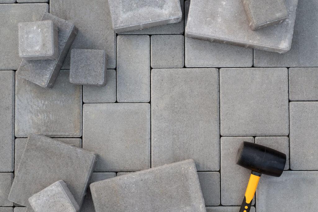 QBuild Driveways Paving stones builder Exeter
