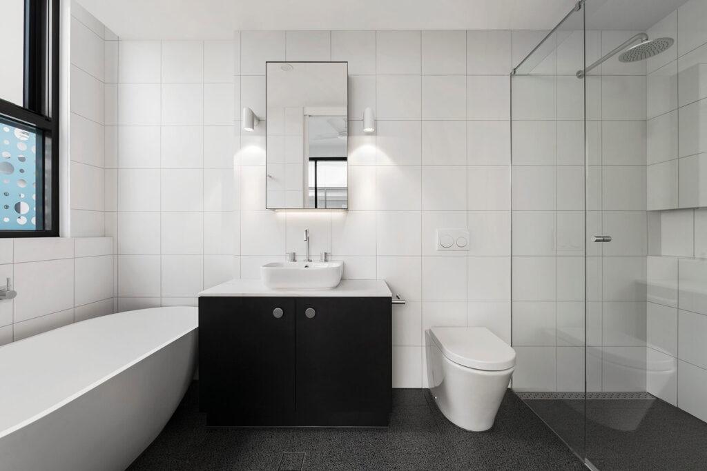 QBuild Quality stylish Bathroom design & installation in Exeter