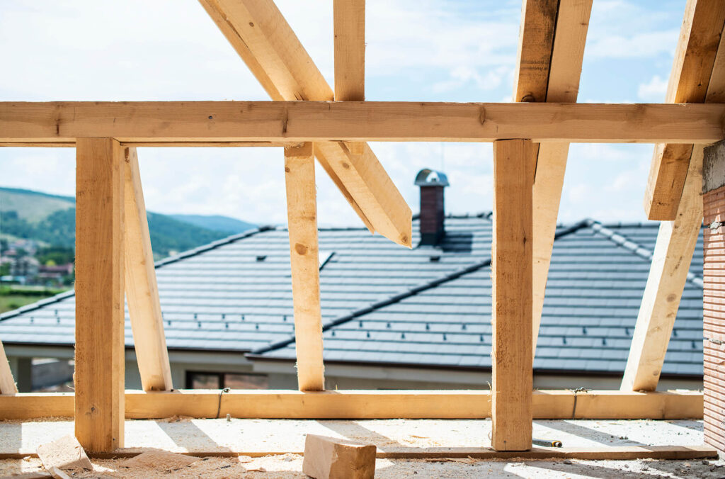 QBuild roofers and building work in Exeter