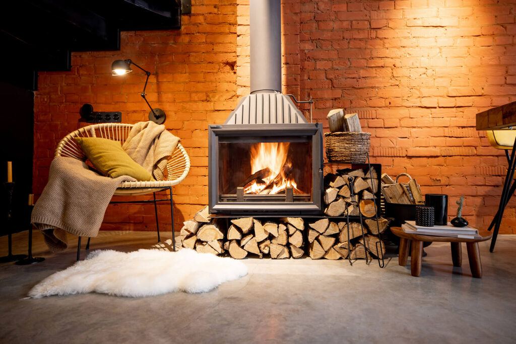 QBuild supply & fitting of HETAS compliance Wood Burning Stoves Exeter